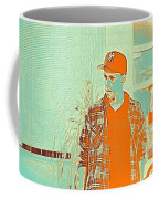 Thoughtful Youth Series 29 Coffee Mug