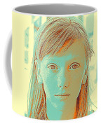 Thoughtful Youth Series 33 Coffee Mug