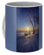 Thoughts And Prayers Coffee Mug