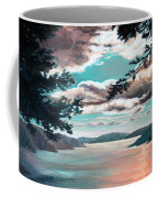 Thousand Island Sunset Coffee Mug