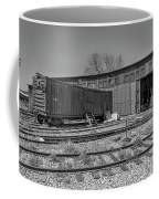 Thr Roundhouse Coffee Mug