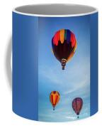 Three Balloons Coffee Mug
