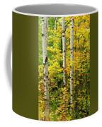 Three Birch Coffee Mug