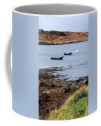 Three Boats Coffee Mug