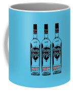 Three Bottles Of Nucky Rye Tee Coffee Mug
