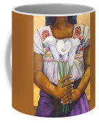 Three Calla Lilies Coffee Mug
