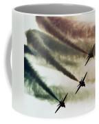 Three Colors Coffee Mug