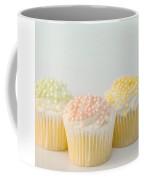 Three Cupcakes Coffee Mug