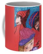 Three Directions Coffee Mug