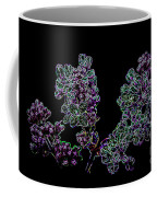 Three Electric Liliacs Coffee Mug