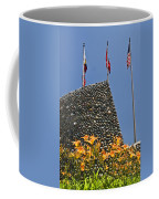 Three Flags In Memphis Tennessee Coffee Mug
