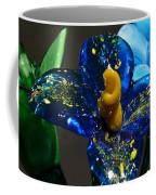 Three Glass Flowers Coffee Mug