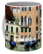 Three Gondolas Coffee Mug