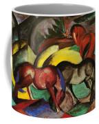 Three Horses 1912 Coffee Mug