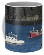 Three In A Row Coffee Mug