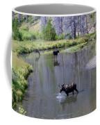 Three In A Stream Coffee Mug