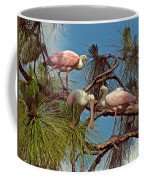 Three In A Tree Coffee Mug