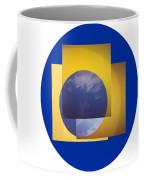 Three In One Square Coffee Mug