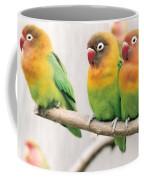 Three Is A Crowd Coffee Mug