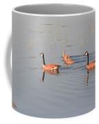 Three Kids Coffee Mug