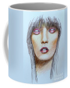 Three Kisses Coffee Mug