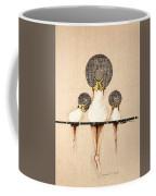 Three Ladies On A Dock  Coffee Mug