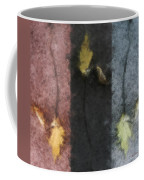 Three Leaves Coffee Mug