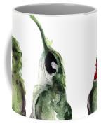 Three Little Hummers Coffee Mug