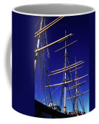 Three Mast Sailing Rig Coffee Mug