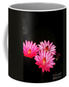 Three Night Lilies  Coffee Mug