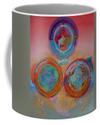 Three On Marine Coffee Mug