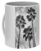 Three Palms Bw Palm Springs Coffee Mug