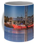 Three Princess Schrimpboat Coffee Mug