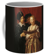 Three Singers Coffee Mug