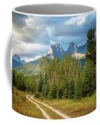 Three Sisters And A Dirt Road Coffee Mug