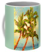 Three Sisters - Keauhou Bay Coffee Mug