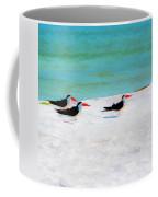 Three Skimmers Coffee Mug