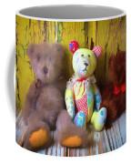 Three Special Bears Coffee Mug