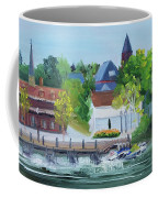 Three Spires Coffee Mug