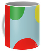 Three Spots Coffee Mug