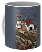 Three Story Climb Coffee Mug
