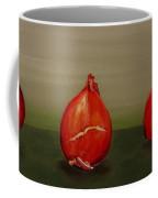 Three Tulip Bulbs Coffee Mug