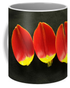 Three Tulip Petals Coffee Mug