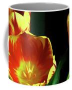 Three Tulips Photo Art Coffee Mug