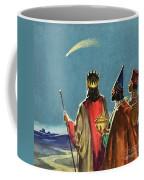 Three Wise Men Coffee Mug by English School