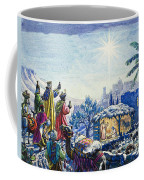 Three Wise Men Coffee Mug by Unknown