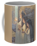 Three Wise Virgins Coffee Mug