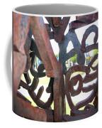 Through The Alphabet Coffee Mug