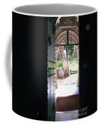 Through The Door Of St Mylor Coffee Mug