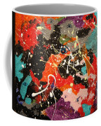 Through The Eyes Of The Universe Coffee Mug